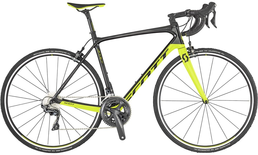 2019 SCOTT Addict 10 (CD22) road bike to rent