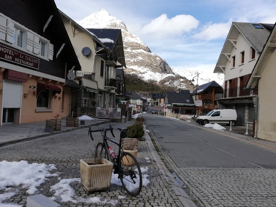 Gavarnie village UNESCO world heritage site