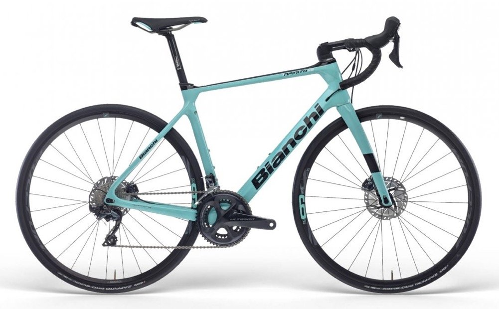 BIANCHI Infinito XE (CD22) carbon road bike