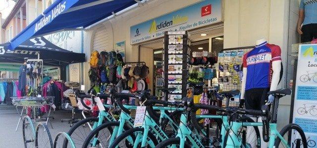 Bianchi Rental Bikes