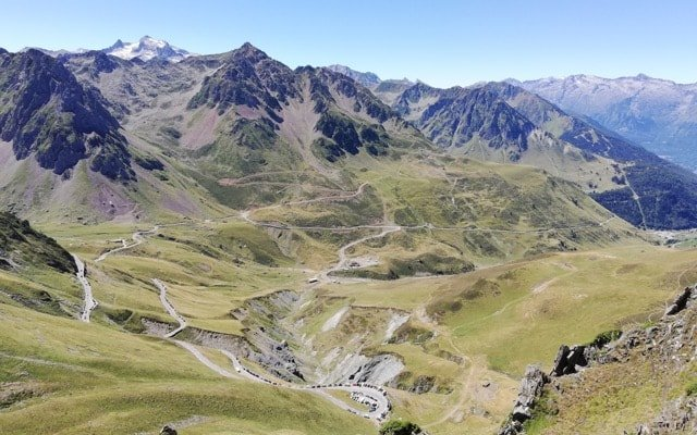 Tourmalet Hairpins